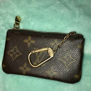 Key cles pouch